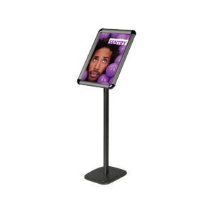 Sentry Poster Stand