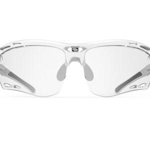 Óculos Propulse - White Glosse - Smoke Black
